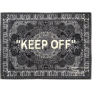 Delivery in 1 week ! Upgrade luxury brand Jacquard ow ofokf white IK joint limited edition Knitted European carpet living room floor mat