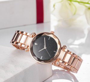 New Arrival Wholesale Women Wrist Watch Steel Quartz Movement Lover's Gift Watch Reloj de señoras