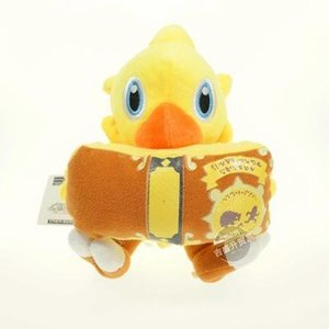 bebek Toptan-6inch Chocobo Final Fantasy peluş oyuncak bebek