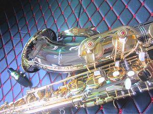 Nuovo Tenor Sax Yanagisawa T-9930 Tenor Saxophone Strumenti musicali Strumenti musicali BB Tone Nichel Placcato argento Tubo in oro Gold Sax con cassa