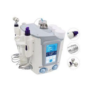 3 in 1 Aquasure H2 machine skin care deep cleansing machine Facial Spa H2 O2 Water Bubble microcurent Hydra Dermabrasion Machine 2019