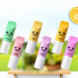 6 Colors Moisturizing Lip Lighten Fine Lines Brighten Skin Color Hydrating Lip Cream Care
