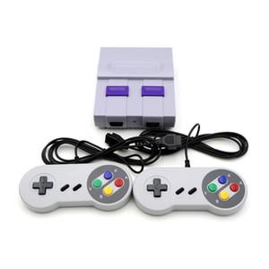 CoolBaby Süper 1080 P Mini SFC Retro TV Video Klasik Oyun Konsolu El Oyuncu 821 Çift Gamepad