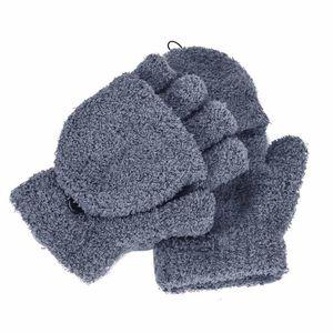 CHAMSGEND Girls Women Ladies Hand Wrist Warmer Winter Fingerless Gloves Mitten Drop Shipping 1F5