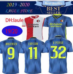 19 20 Feyenoord futbol forması ana sayfa AWAY thailand QUALITY 2019 2020 V.PERSIE BERGHUIS VILHENA JORGENSEN 19/20 FEYENOORD JERSEY YETİŞKİN GÖMLEK