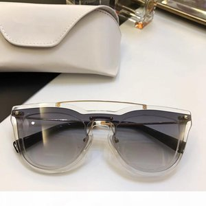 VLTN 4008 Sunglasses Popular Fashion Ladies Designer Special Style UV Protection Lens Full Frame Top Quality Come With Case And Handwork