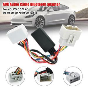 Receptor Áudio Car AUX IN Adaptador Bluetooth para C30 C70 S40 S60 S70 S80 V40 V50 V70 XC70 XC90 Receiver Adaptador