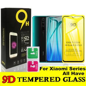 Для Редми Примечание 8 9Д полный стекло для Редми Примечание 7 8А MIX2 про Xiaomi в 8SE 8 облегченная поко Ф1 9Н твердость протектор экрана