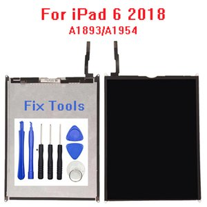 10Pcs lot For iPad 9.7 2018 Version A1893 A1954 LCD Screen For iPad 6 6th Gen A1893 A1954
