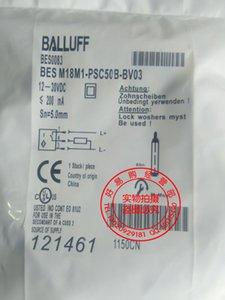 BES M18MI-POC50B-BV03 Sensore interruttore di prossimità Balluff Nuovo di alta qualità