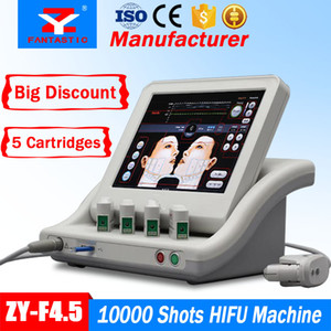 US Medical Grade HIFU High Intensity Focused Ultrasound Falten entfernen Hautstraffung HIFU Hautpflege HIFU Haut Lifting Schlankheits-Maschine