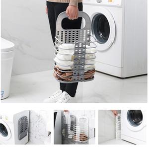 Stand Laundry Basket Picnic Baskets Toy Storage Box Super Large Bag Cotton Washing Dirty Clothes Big Basket Organizer Bin Handle