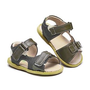 Tipsietoes 2019 nuovo stile di moda casual ragazze dei ragazzi per le scarpe da bambino bambini antiscivolo bambini sandali 21024 spedizione gratuita Y190525