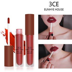 MP004 Red Velvet Matte Velvety Liquid Lipstick Lipgloss Waterproof Lip Gloss Durable Red Rouge Makeup Lip Gloss