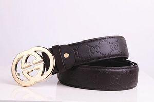 Nova cor Preta de Luxo de Alta Qualidade Cintos De Grife de Moda padrão Geométrico cinto de fivela dos homens cinto das mulheres ceinture F atributo opcional