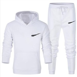 Clothing mens designer tracksuit Casual Sweater Sportwear Sweatshirt Without Hoodie Casual Active Suit Zipper Outwear 2PC Jacket+Pants