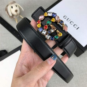 Fashion designer belt luxury high quality fashion brand belt fashion metal buckle 2020 latest width 2.4 cm best-selling 00158