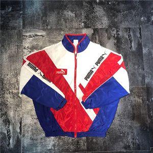 Yeni Bahar Sonbahar Womens Designerjackets WINDBREAKER Fermuar Coat Casual Brandjackets Dış Giyim Aktif Koşu Ceket XA 20022206D