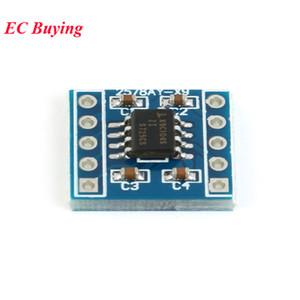 tas Circuits intégrés X9C104 numériques programmables Module Potentiomètres Résistances pour ajuster l'équilibre du pont Circuits intégrés Electron ...