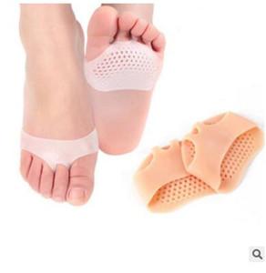 Medical Honeycomb Silikongel Anti-Rutsch-Einlegesohlen im Vorfußbereich für Schuhe mit hohen Absätzen Schmerzlindernde Zehenpolster Einlegesohlen