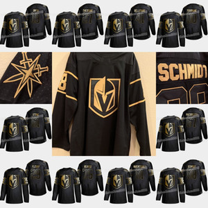 Vegas Golden Knights Mark Stone Jonathan Marchessault Marc-André Fleury William Karlsson Max Pacioretty Alex Tuch Reilly Smith Noir Maillots