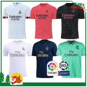 2020 Real madrid le football Jersey Benzema Jovic James Modric Ramos Bale DANGER 20 21 sport homme adulte shirt football