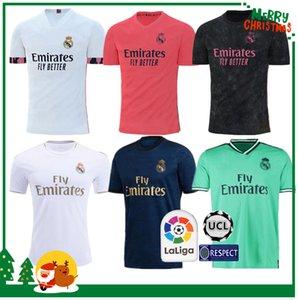 2020 Real Madrid forma Benzema JOVIC james Modric Ramos Balya TEHLİKESİ 20 21 erişkin erkek spor Futbol gömlek