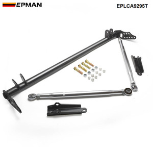 EPMAN avant Antipatinage Tie Bar pour Honda Civic 92-95 EG 96-00 EK Pour Acura Integra 94-01 Kit Swap EPLCA9295T
