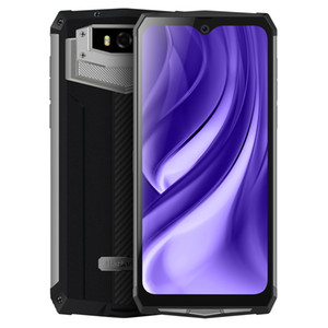 Original Blackview BV9100 13000mAh impermeável robusto Smartphone 4GB + 64GB Celular Outdoor Android 9.0 Helio P35 4G Mobile Phone