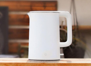 Xiaomi Youpin Электрический чайник Быстрое кипячение чайника из нержавеющей Самовар кухни чайник воды Mi дома 1.5L Изоляция C1