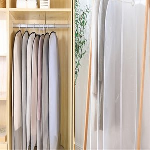 의류 먼지 커버 투명 방수 헝겊 저장 패션 다른 크기 3 72zs J1 가정용 의류 및 비즈니스 정장을받습니다