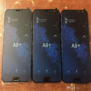 A9 + 풀린다 스마트 폰 구폰 A9 PLUS 4G LTE 6.0 ''옥타 코어 1 / 8G 가짜 4GB RAM 지문이 딸린 256GB ROM