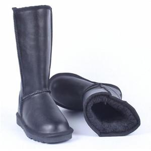 concepteur bottillons en cuir australien Bottes Bottes de neige Femme 5815 chaud et imperméable extérieure longues Bottes luxe Chaussures Hiver Taille unisexe US 3-14