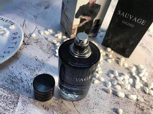 Fresco wilderness dos homens fragrância 100ml Perfume Desodorante longo fragrância duradoura Parfum Eau de Toilette Spray de incenso Scent