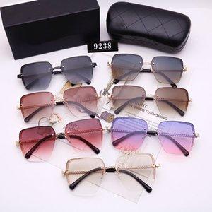 Police Sonnenbrille Frauen Männer Driving Platz Art-Marken-Design Sonnenbrille Gradient-Raum-Objektiv Weibliche Goggle UV400 Gafas Oculos