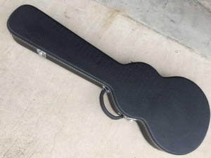 Electric Guitar Hardcase,Shape as the Guitar,the color can be customized