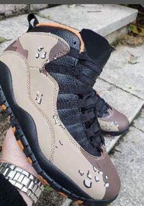 2019 10 Woodland Camo Chaussures de basket-ball, bon prix chaussures local vente magasin, les magasins en ligne de cross-country sur les chaussures de course de piste sentier mignon