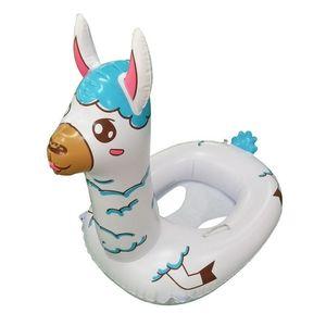 Offerta di fabbrica di nuovo stile speciale all'ingrosso bambini gonfiabili Alpaca Pedestal Anello, Environmentally Friendly PVC gonfiabile CHIL