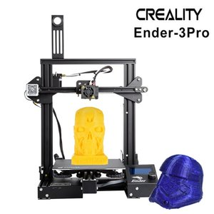 CREALITY 3D Printer Ender-3 DIY Kit 3D printer Large Size I3 mini Ender 3 Resume Power Failure Printing MeanWell Power