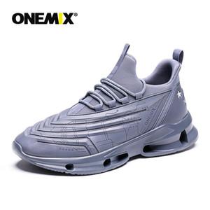 ONEMIX respirante Wings Cicada Chaussures de course pour homme femme Lightweight gratuit Chaussures de sport confortables Hommes Sport Marche Jogging