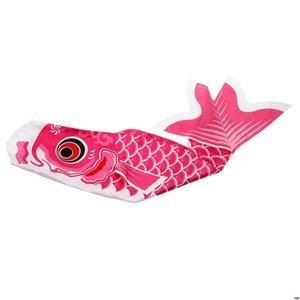 70см японский карп Ветроуказатель Streamer Рыба Флаг Kite коинобори Koinobori # HC6U # перевозка груза падения