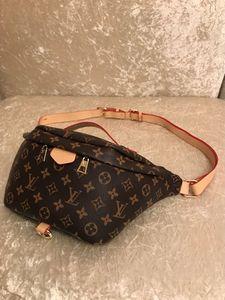 Hot Sale Fashion Women Waist Bag Belt Bag Men Fanny Pack Designer Men Waist Pack Pouch PU Leather Waist Bags