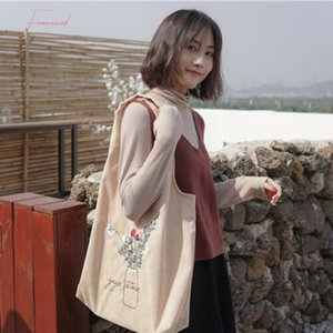 New Women Corduroy Bag Leisure Handbags High Quality Ladies Shoulder Bag Durable Bags For Womens Large Capacity Bags Fashion