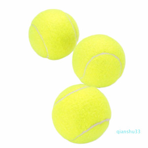 Wholesale- Durable Outdoor Sports Tennis Training Learning Exercise High Elasticity Tennis Balls For Training