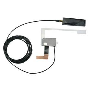 Автомобильный GPS-приемник DAB + антенна с USB-адаптером приемник для Android автомобильный стерео плеер RDS DLS Box Auto Radio Antenna