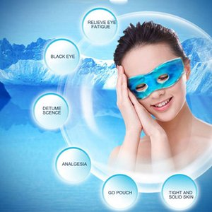 New arrival Ice Eye Gel Beauty Sleeping Eye Mask Reduce Dark Circles Relieve Fatigue Lessen Eyestrain Cooling eye gel Pa