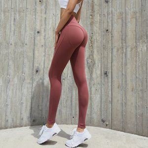 Nylon Yoga Pants High Waist Scrunch BuLeggings For Fitness Women Push Up Sport Leggings Dry Fit Sexy Booty Running Gym Tights