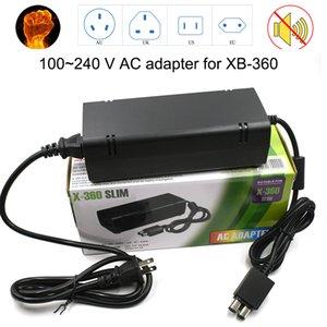 100 ~ 240 V 135 W AC Adaptador de Alimentação para Xbox 360 S, 360 Carregador Slim Carregamento para Microsoft xbox 360 XBOX360 S Magro Anfitrião