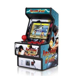 Portátil de mano retro del juego de consola de 16 bits Mini Classic Arcade Machine jugador para adultos cuentos para niños
