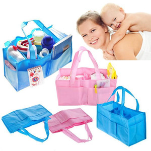 Portable bébé sac à langer couches changer organisateur insérer sac de rangement en plein air bébé poussette organisateur maternité couches sacs